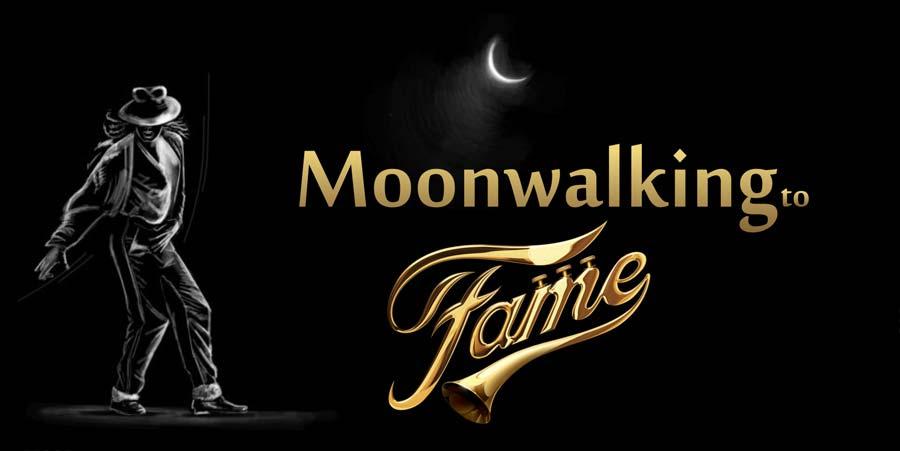 Michael jackson cartoon moonwalk