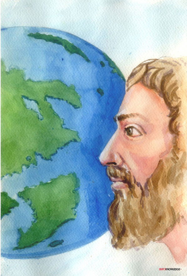 an essay on socrates parmenides and the unchanging world Parmenides of elea (   in the way of opinion, he explains the world of appearances,  on nature (parmenides) save.